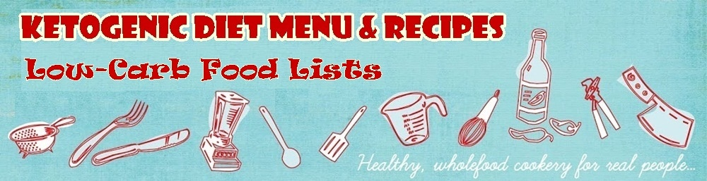 Ketogenic Diet Menu | Keto Diet Plan