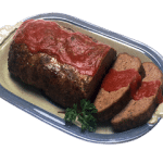 Low Carb Meatloaf From Ketogenic Main Dishes