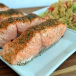 Keto Baked Salmon Recipe From Ketogenic Main Dishes
