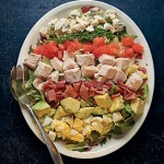 Keto Cobb Salad Recipe