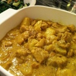 Ketogenic Chicken Curry Recipe