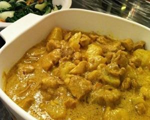 Keto Chicken Curry Recipe