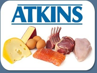 Atkins Diet Menu