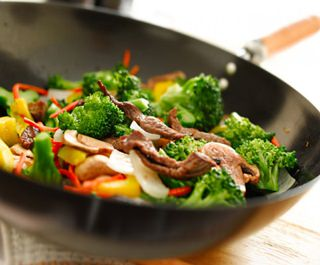 Ketogenic Stir Fry Recipe