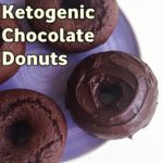 Perfect Keto Chocolate Donuts