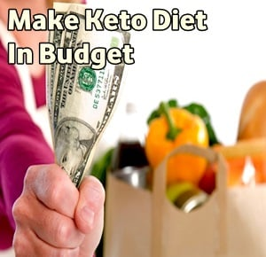 make keto diet in budget