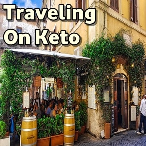 Traveling on Keto