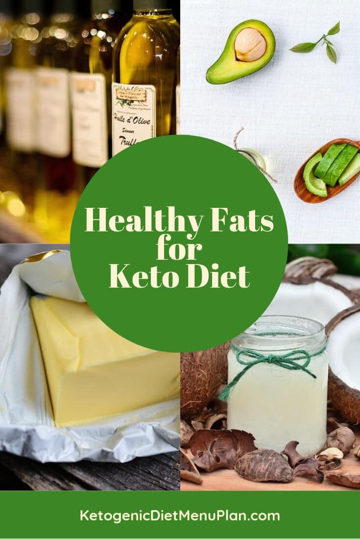 Healthy Ketogenic Fats