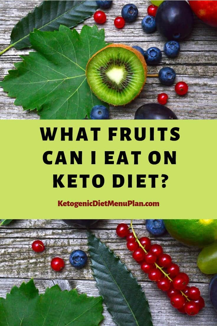 15 Keto & Low Carb Fruits