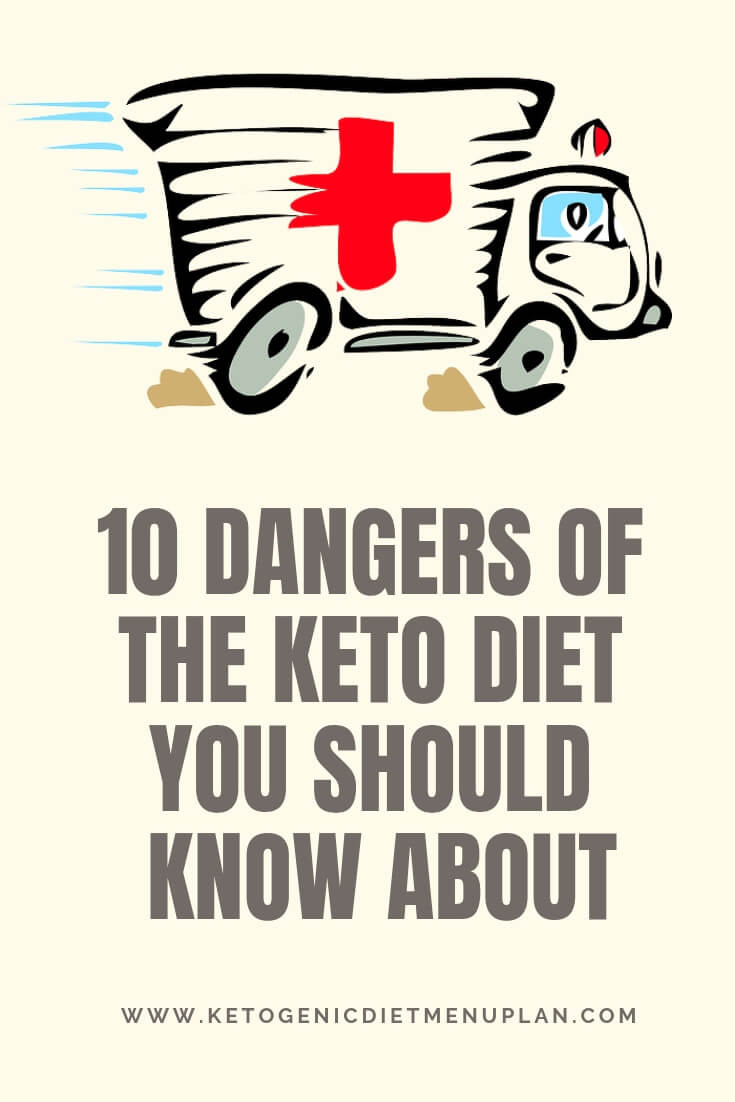 Dangers Associated With Ketogenic Diets
