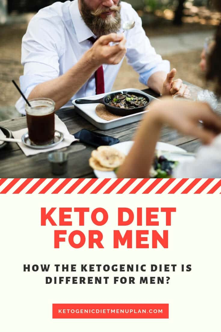 Ketogenic men