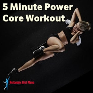 5 Minute Power Core Workout