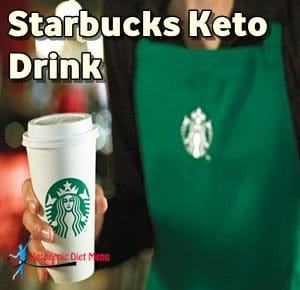 Starbucks Keto White Drink