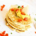 Keto Cheese Pancake Recipe